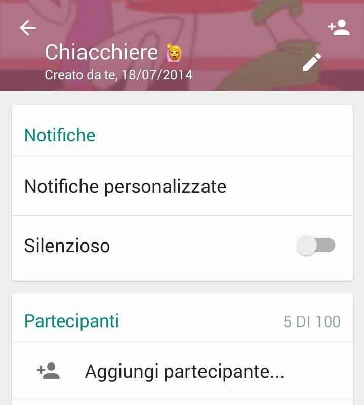 WhatsApp funzioni segrete 5