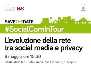 Socialmedia, comunicazione, privacy